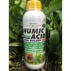 Phân bón lá hữu cơ GROWMORE HUMIC ACID 322 (1 lít)