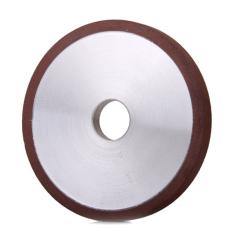 Plain Resin Diamond Grinding Wheel (Silver) - Intl