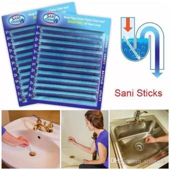 Que Làm Sạch Đường Ống Sani Sticks (12 Que)