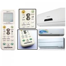 Remote đa năng dùng cho tất cả các máy lạnh