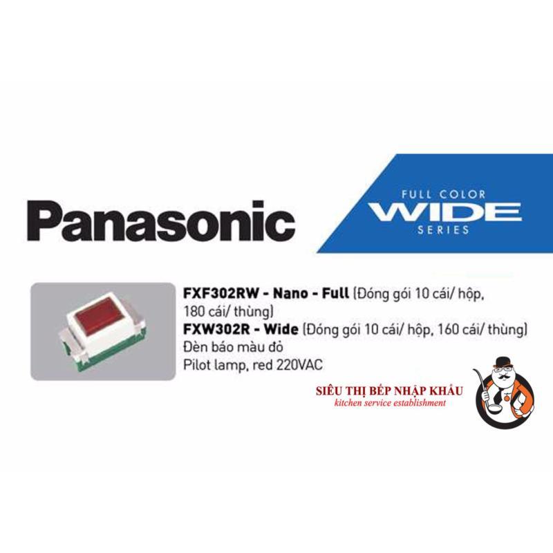 Bảng giá Set 3 hạt đèn báo màu đỏ Panasonic Nano FXW302R