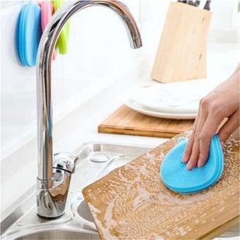 Silicone Dish Washing Sponge Scrubber Kitchen Cleaningantibacterial Tools - intl - 8522818 , OE680HLAA6MNHWVNAMZ-12197312 , 224_OE680HLAA6MNHWVNAMZ-12197312 , 210000 , Silicone-Dish-Washing-Sponge-Scrubber-Kitchen-Cleaningantibacterial-Tools-intl-224_OE680HLAA6MNHWVNAMZ-12197312 , lazada.vn , Silicone Dish Washing Sponge Scrubber K