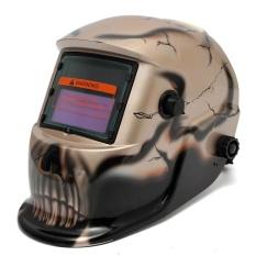 Solar Pro WELDING/Grinding Mask HELMET AUTO DARKENING MIG TIG ARC - intl