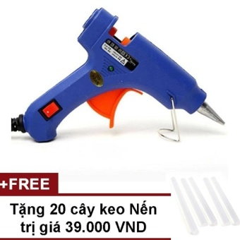 Súng bắn keo Nến silicon (Xanh) + Tặng 20 cây keo Silicon nến - EO902HLAA4I5DYVNAMZ-8257669,224_EO902HLAA4I5DYVNAMZ-8257669,131000,lazada.vn,Sung-ban-keo-Nen-silicon-Xanh-Tang-20-cay-keo-Silicon-nen-224_EO902HLAA4I5DYVNAMZ-8257669,Súng bắn keo Nến silicon (Xanh) + Tặng 20 cây keo Silicon nến