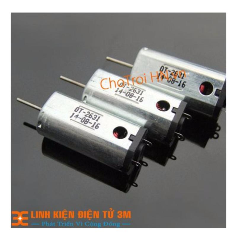 Bảng giá Mua Supper Motor DC 3V7 27500RPM / 4V2 31000RPM N50