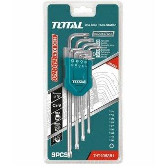 T10-T50 BỘ LỤC GIÁC BÔNG DÀI 9 CHI TIẾT TOTAL THT106391 - 8789749 , TO294HLAA399MKVNAMZ-5703080 , 224_TO294HLAA399MKVNAMZ-5703080 , 155230 , T10-T50-BO-LUC-GIAC-BONG-DAI-9-CHI-TIET-TOTAL-THT106391-224_TO294HLAA399MKVNAMZ-5703080 , lazada.vn , T10-T50 BỘ LỤC GIÁC BÔNG DÀI 9 CHI TIẾT TOTAL THT106391