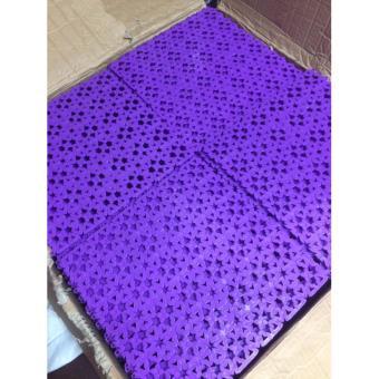 Mua Thảm ghép chống trơn nhà tắm 30x30 màu tím (Purple)