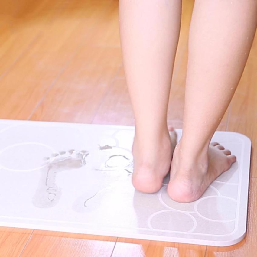 Thảm Nhât Bản siêu thấm dùng cho nhà tắm