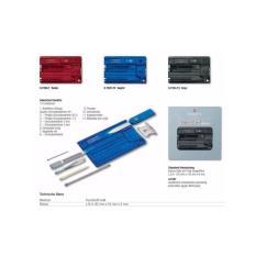 Thẻ đa năng Victorinox SwissCard Quattro (tuốc nơ vít Philips)