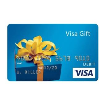 Thẻ Quà Tặng VISA