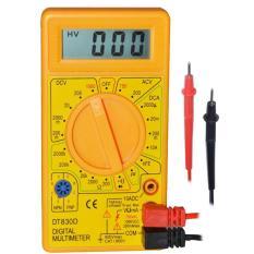 Thiết bị dụng cụ đo điện điện tử  DT-830D (Có loa báo thông mạch)