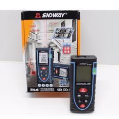 Thước đo khoảng cách bằng tia laser SNDWAY SW-M100 phạm vi đo 100M