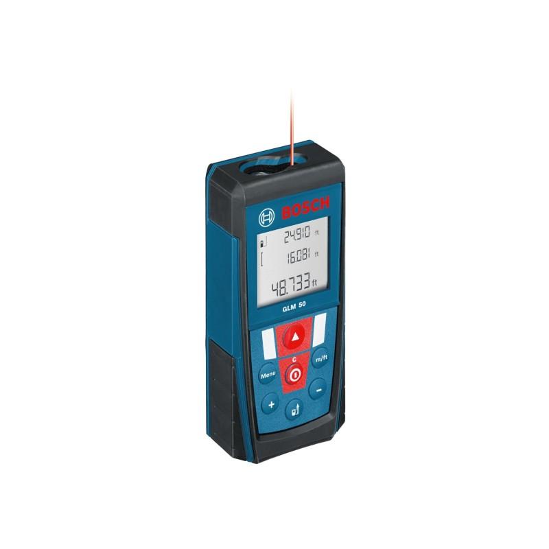 Thước đo khoảng cách bằng tia laze Bosch GLM 50 Laser Distance Measurer
