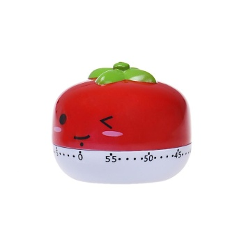 Timer Kitchen 60 Minute Cooking Mechanical Home Decoration RD intl .