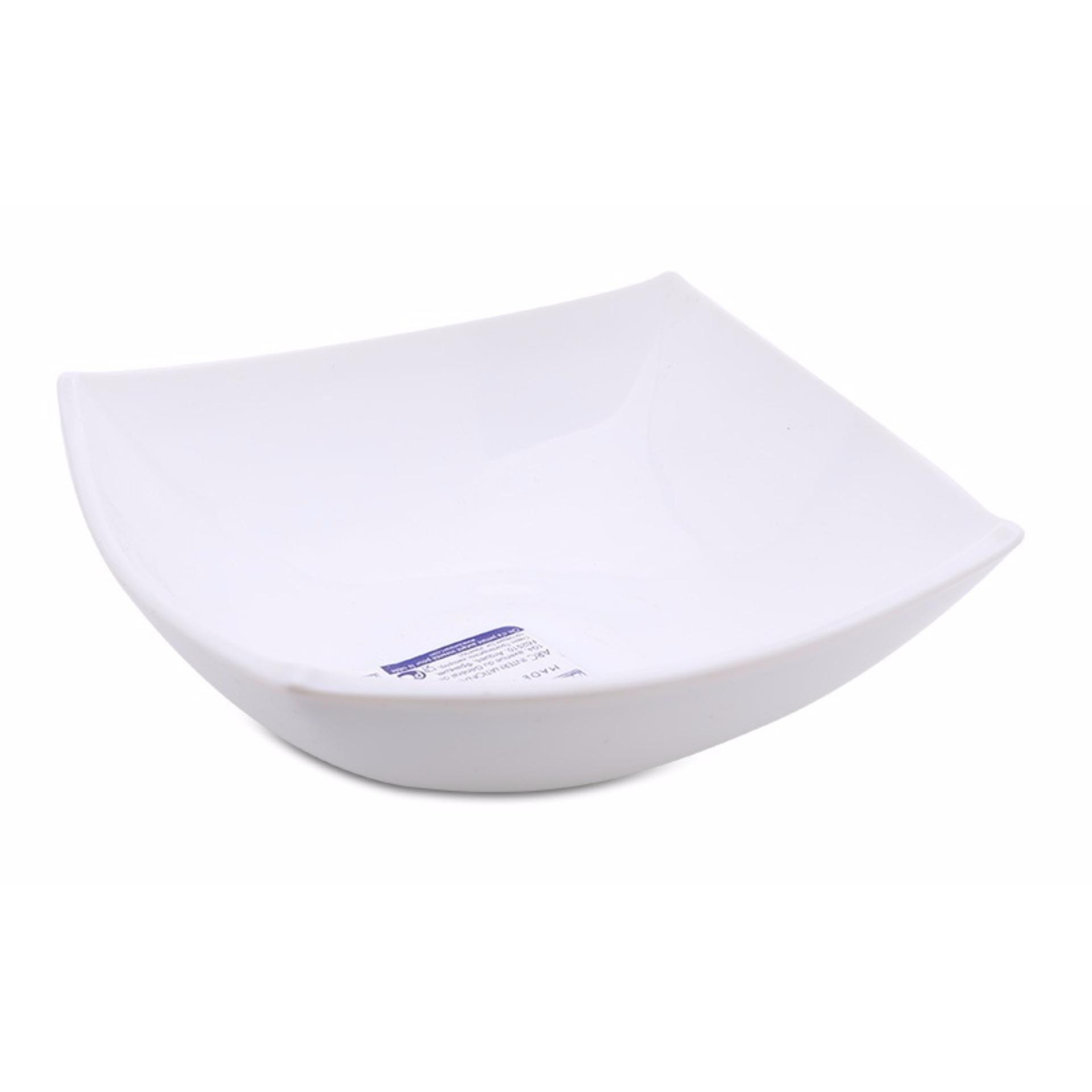 TÔ TT LUMINARC WHITE QUADRATO 14CM H3668
