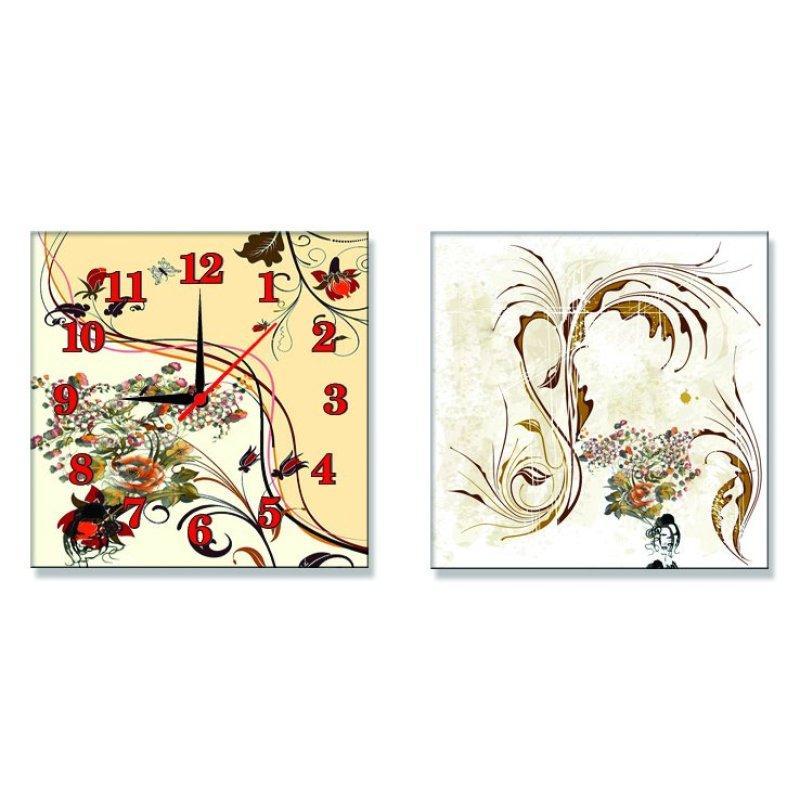 Nơi bán Tranh đồng hồ treo tường 012CY_12A_DH