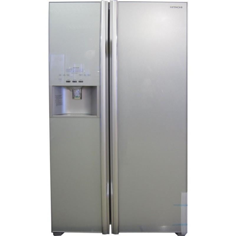 Tủ lạnh Side by side Hitachi R-M700GPGV2 (GS) 584L (Bạc)