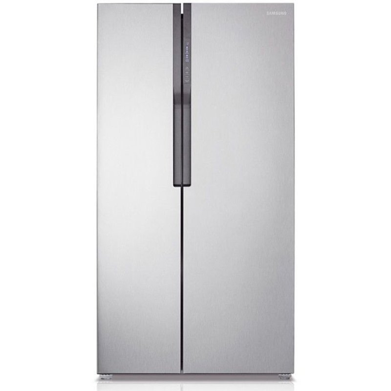 Tủ lạnh Side by side Samsung RS552NRUASL 543L (Xám)
