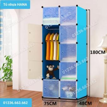 Tủ nhựa giá rẻ đựng quần áo cho sinh viên 10 ô (xanh dương - trắngvân trong) - 8175247 , HA546HLAA6U7OBVNAMZ-12558956 , 224_HA546HLAA6U7OBVNAMZ-12558956 , 730000 , Tu-nhua-gia-re-dung-quan-ao-cho-sinh-vien-10-o-xanh-duong-trangvan-trong-224_HA546HLAA6U7OBVNAMZ-12558956 , lazada.vn , Tủ nhựa giá rẻ đựng quần áo cho sinh viên 10
