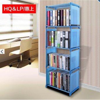 Tủ sách 4 ngăn tiện dụng An Store ( Xanh)