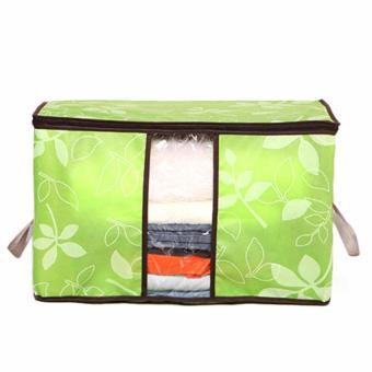 Túi vải đựng đồ đa năng (Xanh lá)