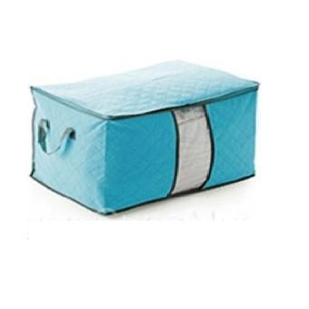 Túi vải không dệt da đa năng (Xanh biển)