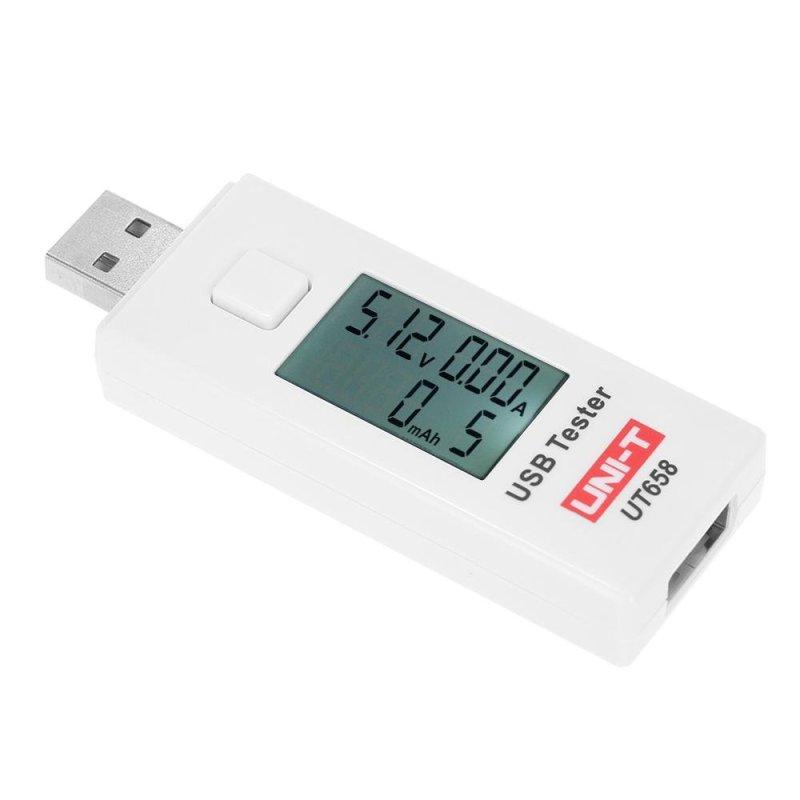 Bảng giá UNI-T Kỹ thuật số LCD USD Máy đo dung lượng dòng điện áp hiện tại Ampe kế Vôn kế Meter Đĩa U DC3-9V 0-3A - Quốc tế