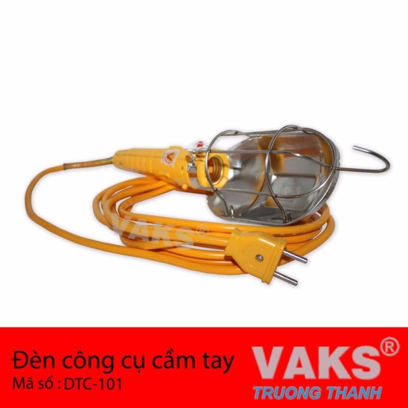 Bảng giá Mua VAKS - Đèn công cụ cầm tay chiếu sáng công trình - DTC-101 AC (dây 5m)
