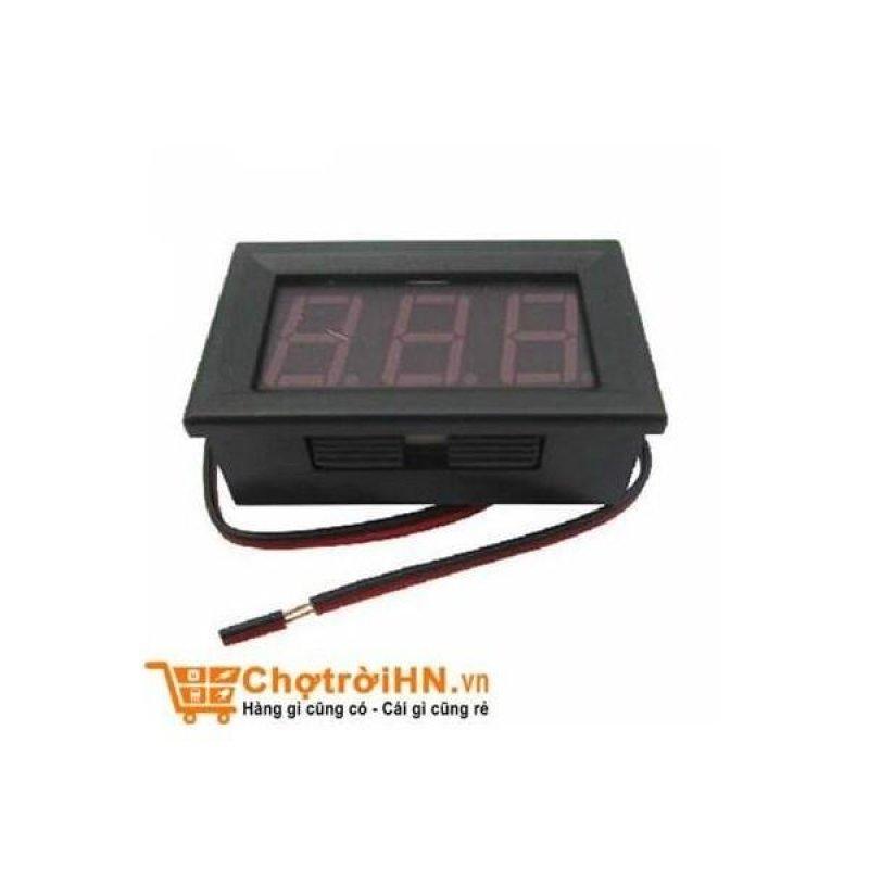 Bảng giá Mua Vôn Kế Điện Tử 0.56 inch - X.Dương 0-30VDC