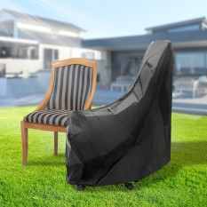Waterproof Chair Cover Outdoor Garden Patio Furniture Rain Protection Storage - intl