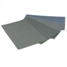 Wet and Dry Sandpaper 800 grit STARCKE Abrasive Waterproof Paper Sheets - intl