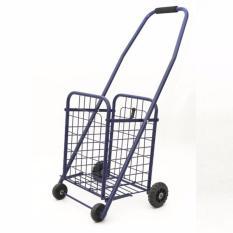 Xe kéo hàng đi chợ chuyên dụng đa năng cỡ trung cao 80cm cao cấp