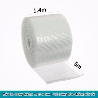 Xốp hơi bong bóng khí gói hàng 1.4m x 5m chống sốc - 8498602 , OE680HLAA33FORVNAMZ-5390858 , 224_OE680HLAA33FORVNAMZ-5390858 , 150000 , Xop-hoi-bong-bong-khi-goi-hang-1.4m-x-5m-chong-soc-224_OE680HLAA33FORVNAMZ-5390858 , lazada.vn , Xốp hơi bong bóng khí gói hàng 1.4m x 5m chống sốc