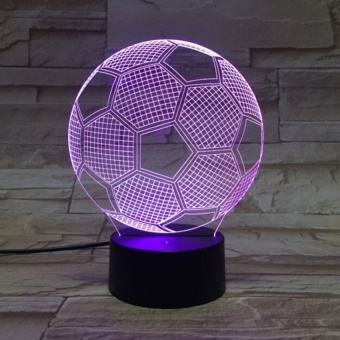 3D Colorful Football Bedroom Night LED 7 Color Change TableDeskLight Lamp - intl - 8657494 , OE680TBAA96JDOVNAMZ-18172224 , 224_OE680TBAA96JDOVNAMZ-18172224 , 573300 , 3D-Colorful-Football-Bedroom-Night-LED-7-Color-Change-TableDeskLight-Lamp-intl-224_OE680TBAA96JDOVNAMZ-18172224 , lazada.vn , 3D Colorful Football Bedroom Night LED