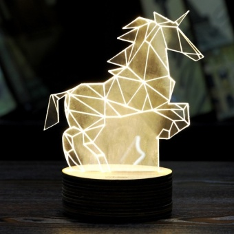 3D stereo vision lamp sky horse LED night light decoration - intl - 8651798 , OE680TBAA7OJKVVNAMZ-14410187 , 224_OE680TBAA7OJKVVNAMZ-14410187 , 573300 , 3D-stereo-vision-lamp-sky-horse-LED-night-light-decoration-intl-224_OE680TBAA7OJKVVNAMZ-14410187 , lazada.vn , 3D stereo vision lamp sky horse LED night light decora
