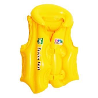 Áo phao bơi trẻ em (vàng)