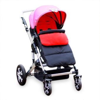 Babies Stroller Annex Mat Foot Cover Sleeping Bag - intl
