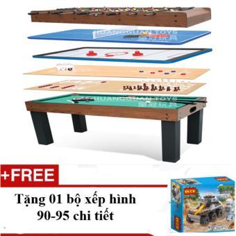 Bàn bowling cho trẻ em 8 trong 1 phổ biến nhất trên thị trường - Tặng 01 bộ xếp hình 90-95 chi tiết - 8657842 , OE680TBAA985GCVNAMZ-18281389 , 224_OE680TBAA985GCVNAMZ-18281389 , 6500000 , Ban-bowling-cho-tre-em-8-trong-1-pho-bien-nhat-tren-thi-truong-Tang-01-bo-xep-hinh-90-95-chi-tiet-224_OE680TBAA985GCVNAMZ-18281389 , lazada.vn , Bàn bowling cho trẻ
