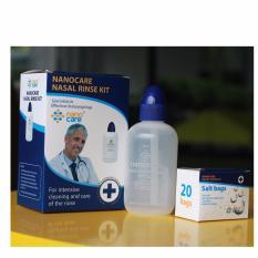 Bảng Báo Giá Bình rửa mũi Nasal Rinse KIT + Tặng kèm hộp 20 gói muối chống viêm