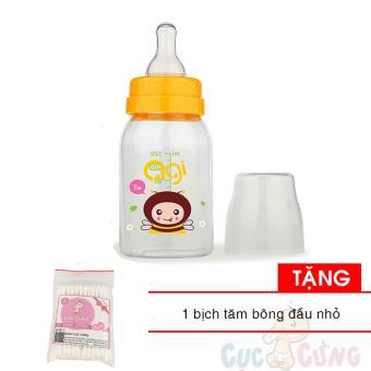 Bình sữa AGI Premium cổ thường 120ml Tặng 1 gói tăm bông đầu nhỏ - 8027549 , AG653TBAA66EWRVNAMZ-11390303 , 224_AG653TBAA66EWRVNAMZ-11390303 , 78000 , Binh-sua-AGI-Premium-co-thuong-120ml-Tang-1-goi-tam-bong-dau-nho-224_AG653TBAA66EWRVNAMZ-11390303 , lazada.vn , Bình sữa AGI Premium cổ thường 120ml Tặng 1 gói tăm bô