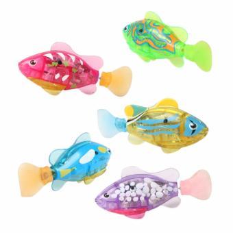 Bộ 2 con cá cảnh chạy pin Robo Fish có đèn Led - 8347136 , NO007TBAA3NO9HVNAMZ-6499894 , 224_NO007TBAA3NO9HVNAMZ-6499894 , 179998 , Bo-2-con-ca-canh-chay-pin-Robo-Fish-co-den-Led-224_NO007TBAA3NO9HVNAMZ-6499894 , lazada.vn , Bộ 2 con cá cảnh chạy pin Robo Fish có đèn Led