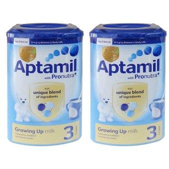 Bộ 2 Sữa Aptamil số 3 hộp 800g