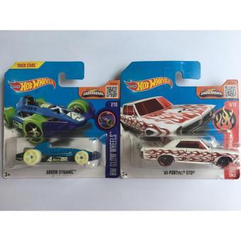 Bộ 2 xe mô hình Hot Wheels Set 40H: Arrow Dynamic Và