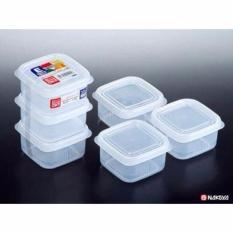 Giá Bộ 3 hộp nhựa Nakaya đựng thức ăn, đồ ăn dặm cho bé (hàng Nhật)  Bebi123