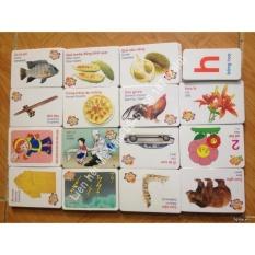 Bảng Giá Bộ 416 Thẻ Học Tiếng Anh Thông Minh Flashcard Cho Bé