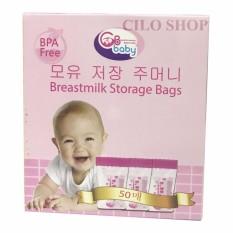 Bộ 50 túi đựng sữa GB Baby 250ml
