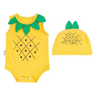 Bộ Bodysiut Fruit - BDS02 - Mihababy - Size 2