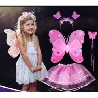 Bộ cánh bướm kèm váy và phụ kiện cho bé - 8352572 , NO007TBAA8Y0MTVNAMZ-17570601 , 224_NO007TBAA8Y0MTVNAMZ-17570601 , 175000 , Bo-canh-buom-kem-vay-va-phu-kien-cho-be-224_NO007TBAA8Y0MTVNAMZ-17570601 , lazada.vn , Bộ cánh bướm kèm váy và phụ kiện cho bé