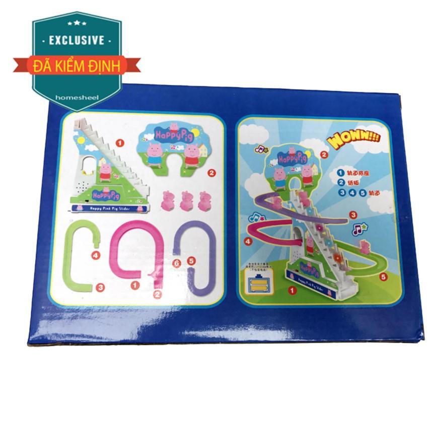 Hình ảnh Bộ đồ chơi Happy Pig sheel loai 1