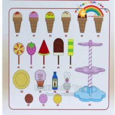 Ice Cream play sets KTB204